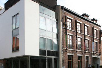 Groene Hendrikckx, voorgevel