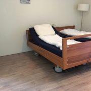 Chalet Zuid Limburg, slaapkamer beneden