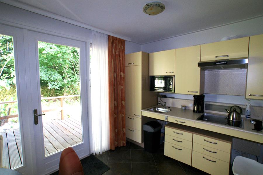 Luctor, rolstoeltoegankelijke keuken