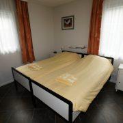 Luctor, slaapkamer