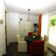 Luctor, woonkamer-keuken