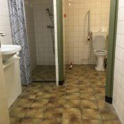 Schipsdune, rolstoeltoegankelijke badkamer overzicht