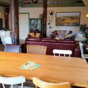 Schipsdune, woonkamer eettafel