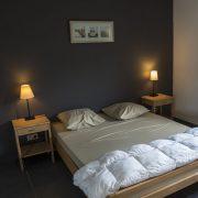 De Gavers, rolstoeltoegankelijk vakantiehuis, slaapkamer
