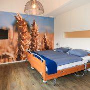 Mössems, kamer Haver met elektrische hoog-laag bedden en aangepaste badkamer