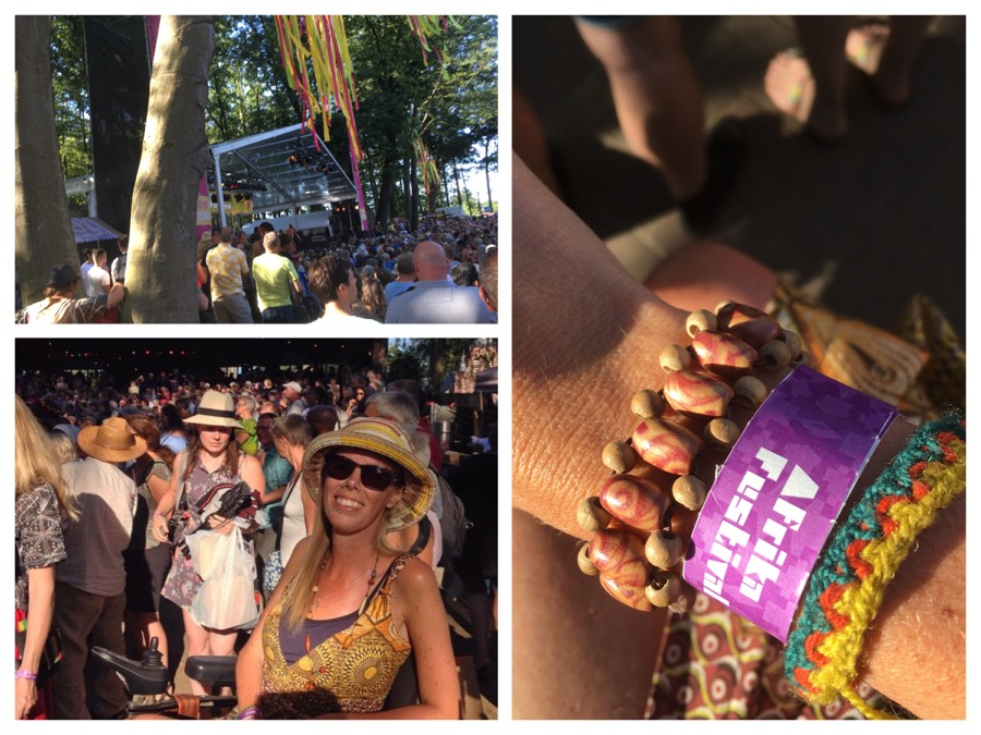 Afrika Festival collage