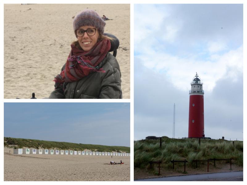 Skeep, collage Eelke op Texel