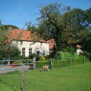 Klein Hoolhorst, buitenkant oude boerderij