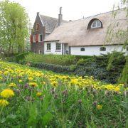 Boerderij Honswijck, de oude boerderij