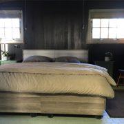 Boerderij Honswijck, slaapkamer Werkplaats