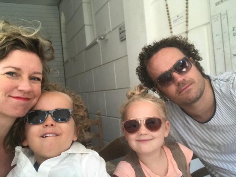 Lukashuis, gezin